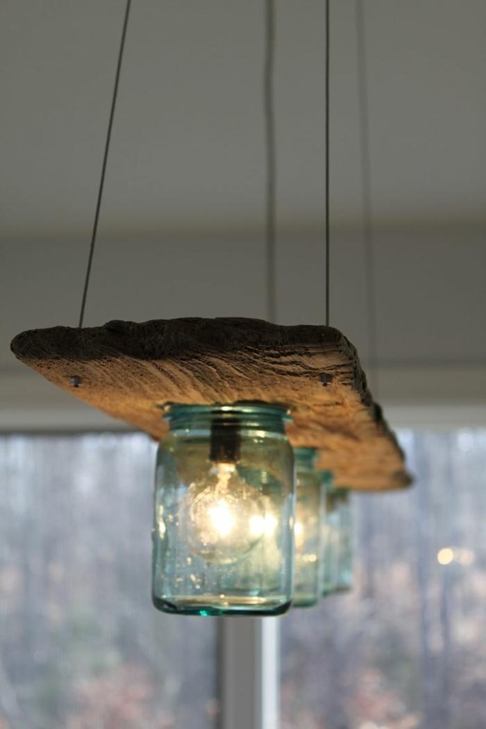 rustikale-Leuchten-Einmachgläser-Glühbirnen-kreative-Idee-Landhaus-Deko