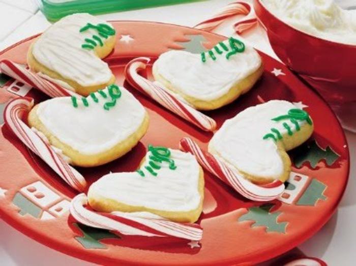 süße-ideen-weihnachts kekse-imbiss