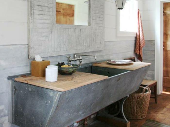 schöne-wohnideen-fürs-badezimmer-waschbecken-aus-beton
