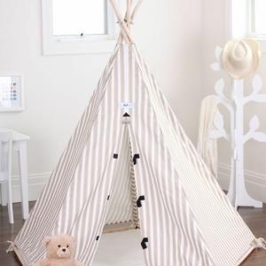 Das Tipi Zelt - Abenteuer für Kinder!
