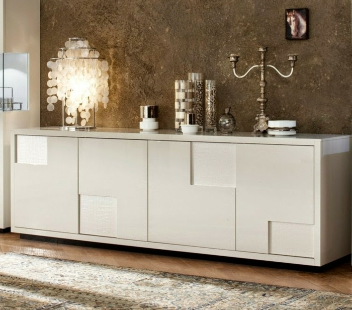 Sideboard modernes design for Qubo wohndesign