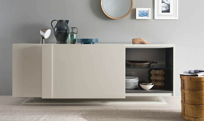 46 kreative modelle sideboard in weiss for Wohnzimmer sideboard modern