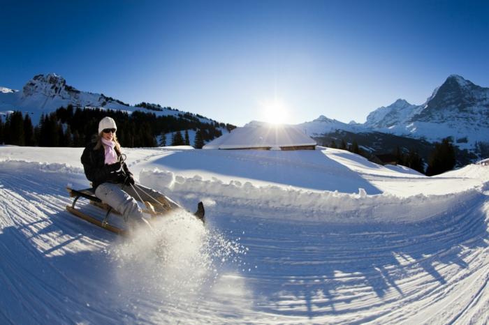 ski-schlitten-und-schlitten-fahren