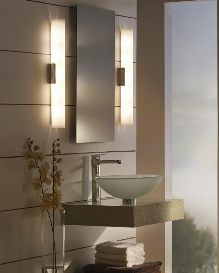Spiegelschrank Mit Beleuchtung Bad : modernes badezimmer mit spiegelschrank bad mit beleuchtung
