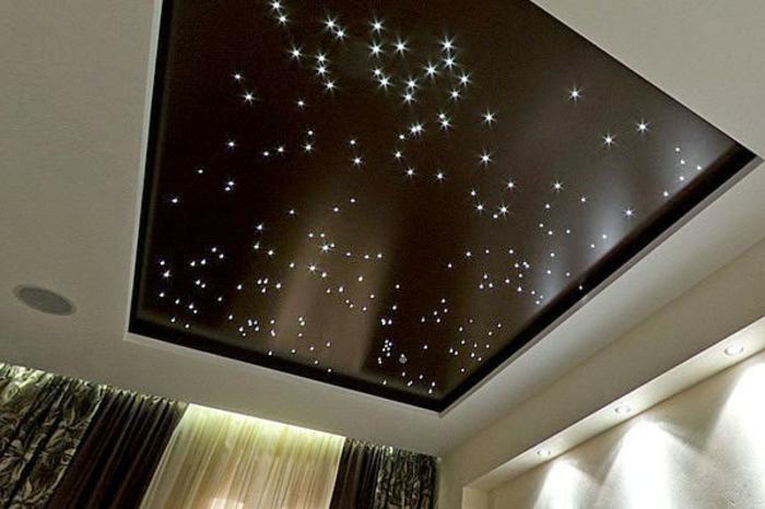 44 Fotos Sternenhimmel aus Led für ein luxuriöses Interieur!