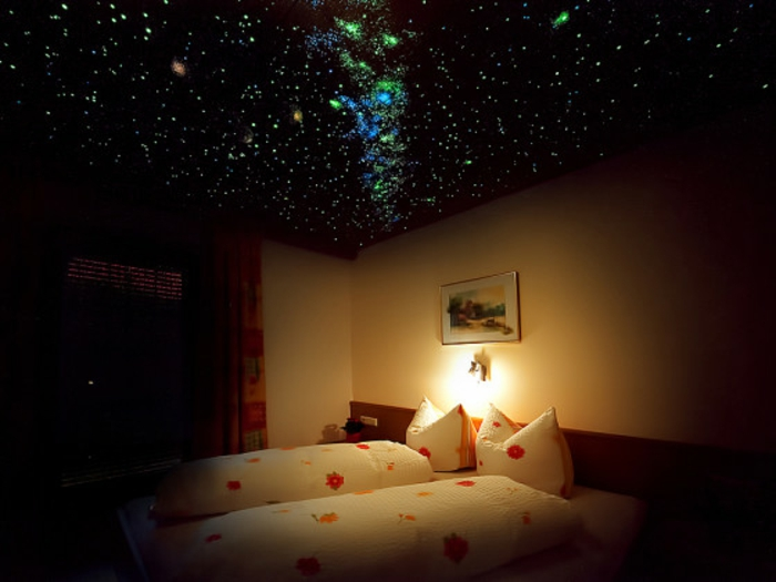 sternenhimmel schlafzimmer led carprola for