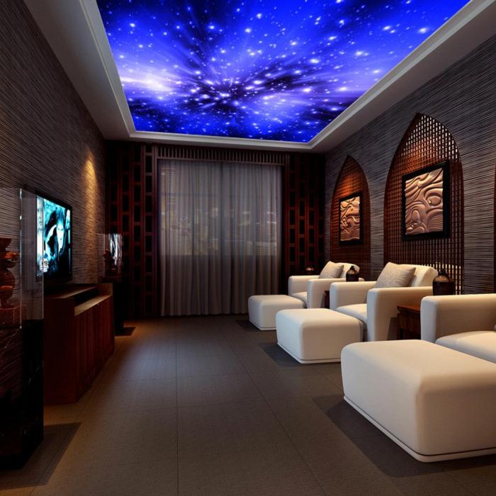 44 Fotos: Sternenhimmel aus Led für ein luxuriöses Interieur ...