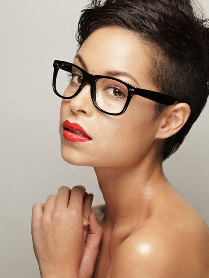 Die Hipster Brille - super aktuell und heiß