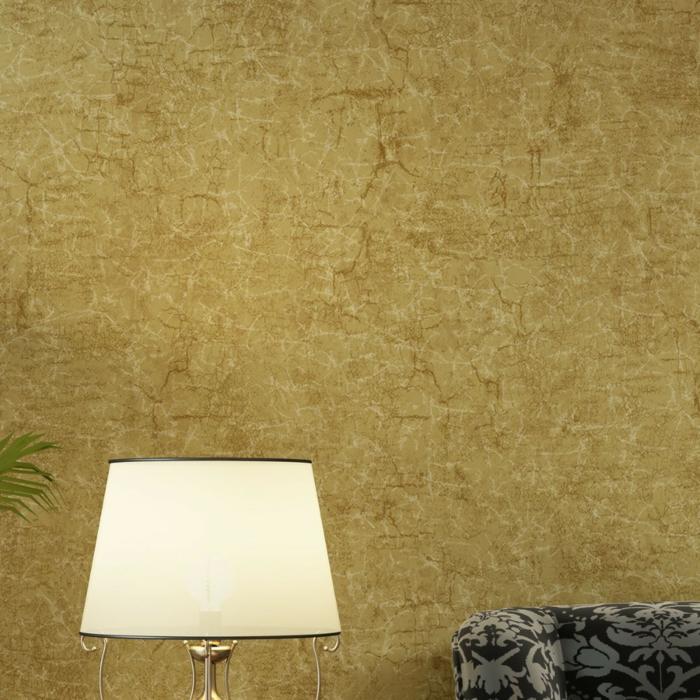 vintage-Tapeten-umweltfreundliches-Papier-Sofa