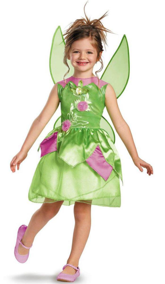 waldfee-kostüm-für-kleine-Prinzessinen-grün-lila-Dekoration