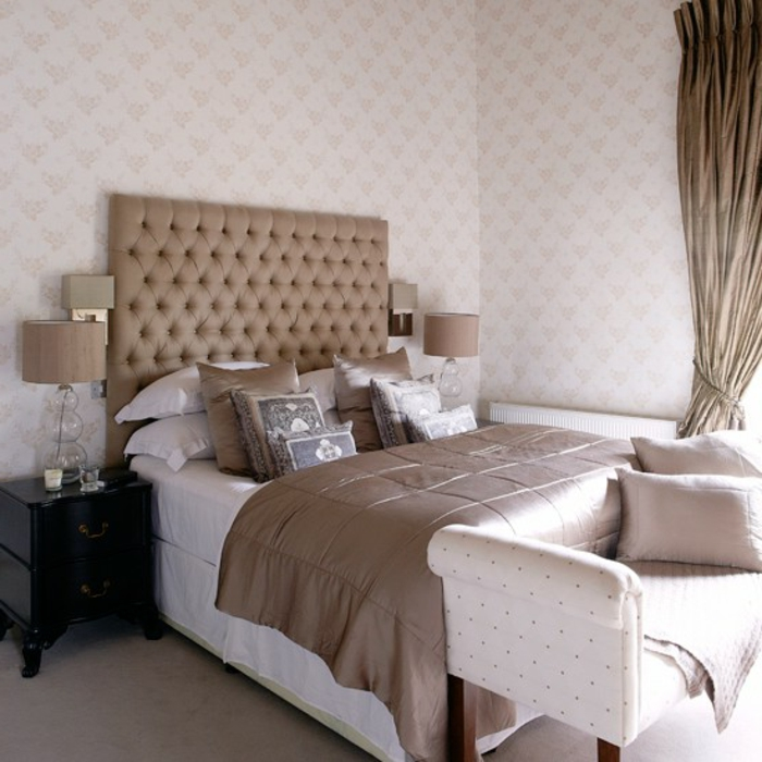 Moderne zimmerfarben ideen in 150 unikalen fotos for Zimmergestaltung schlafzimmer
