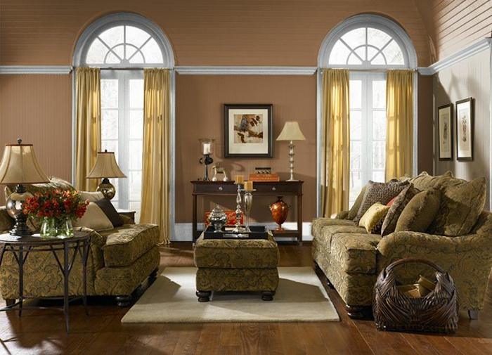 moderne zimmerfarben ideen in 150 unikalen fotos. Black Bedroom Furniture Sets. Home Design Ideas