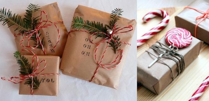 weihnachtsgeschenke verpacken 45 umwerfende vorschl ge. Black Bedroom Furniture Sets. Home Design Ideas