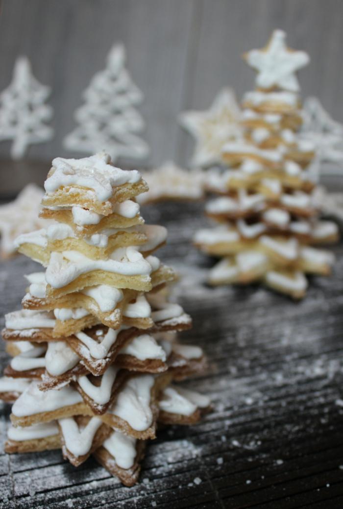weihnachts kekse-backen-baum-idee