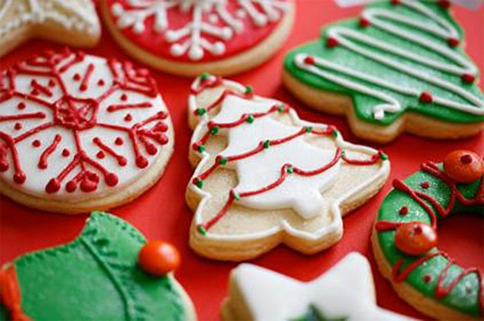weihnachts kekse-dekorations-ideen