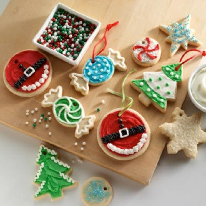 Liebevolle verzierung f r weihnachtskekse - Kekse dekorieren ...