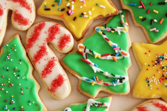 weihnachts kekse-maum-und-zuckerstange