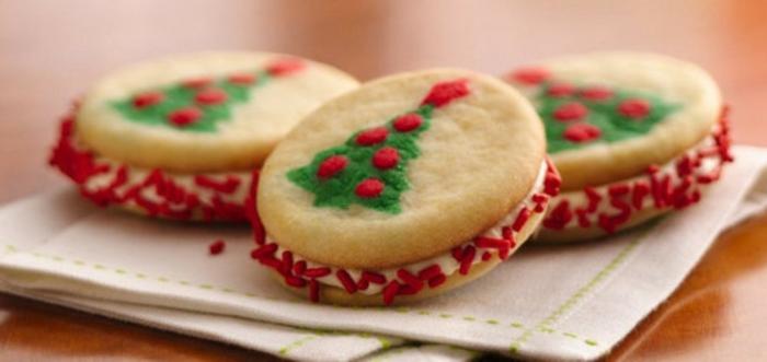weihnachts kekse-süß-dekorieren