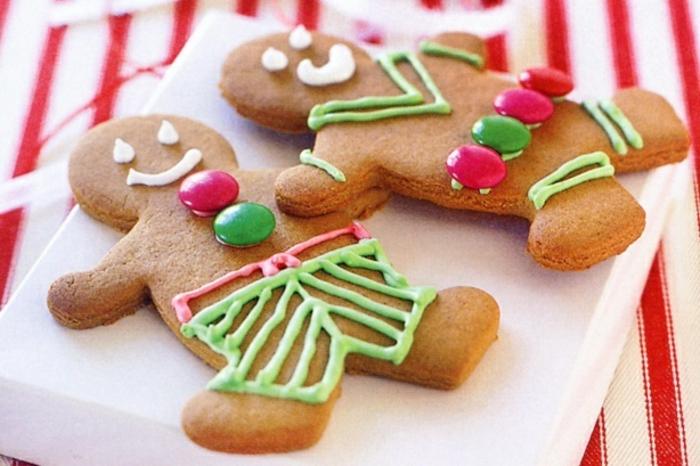 weihnachts kekse-und-süßigkeiten