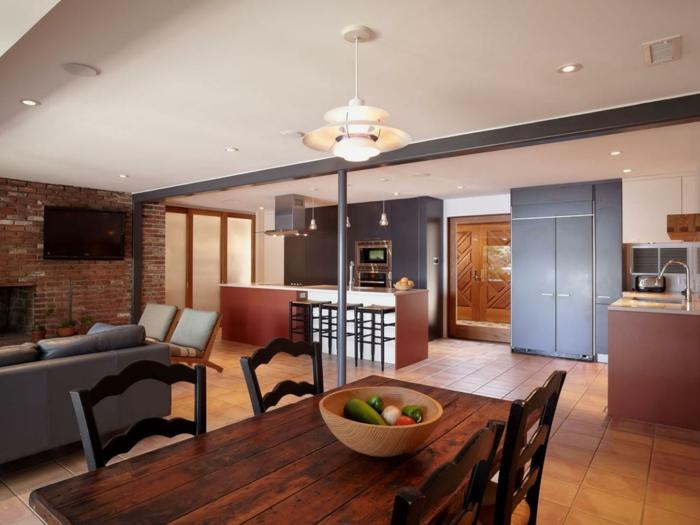 wohn-idee-für-esszimmer-und-küche
