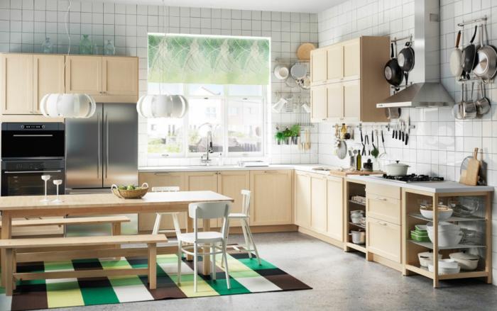 wohnen-im-landhausstil-küchengestaltung-ideen