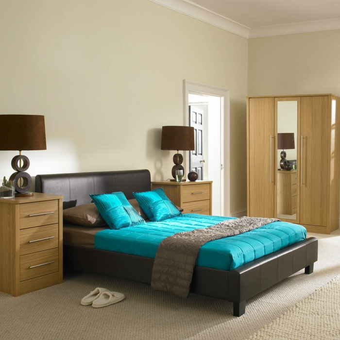 schlafzimmer ideen f r kleine r ume m belideen. Black Bedroom Furniture Sets. Home Design Ideas
