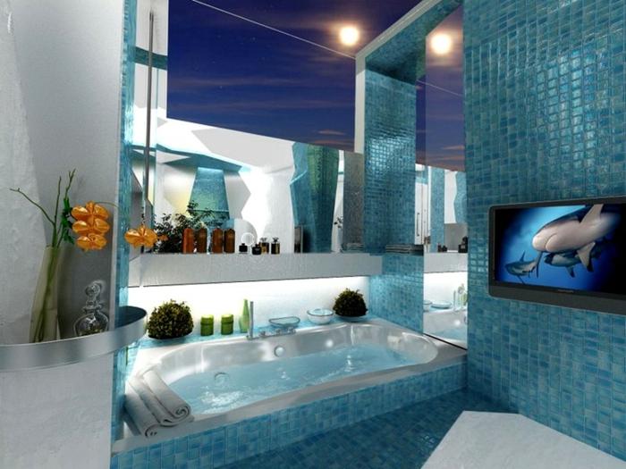 wohnung-einrichten-ideen-blaues-design-bad