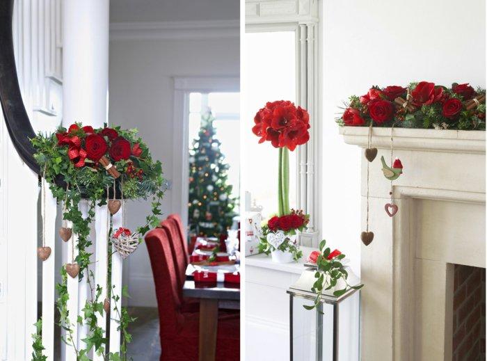 Weihnachtsdeko Für Zuhause.Kreative Alternative Und Traditionelle Weihnachtsdekoration Für Ihr
