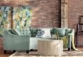 Halbrundes Sofa – ist das Ihre Sache?