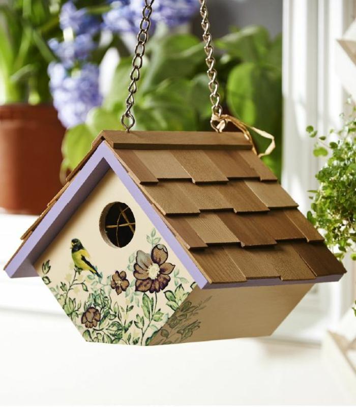 wunderschönes-vogelhäuschen-Dekoration-DIY-Idee