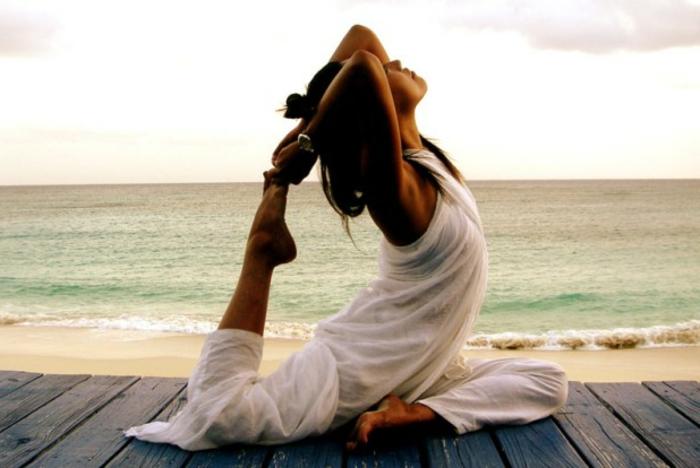 Einige Yoga Übungen, die Sie inspirieren werden! - Archzine.net