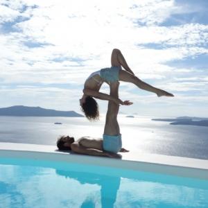 Einige Yoga Übungen, die Sie inspirieren werden!