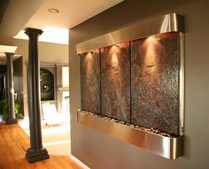 Zimmerbrunnen Mit Wasserfall 45 Tolle Designs Archzine Net