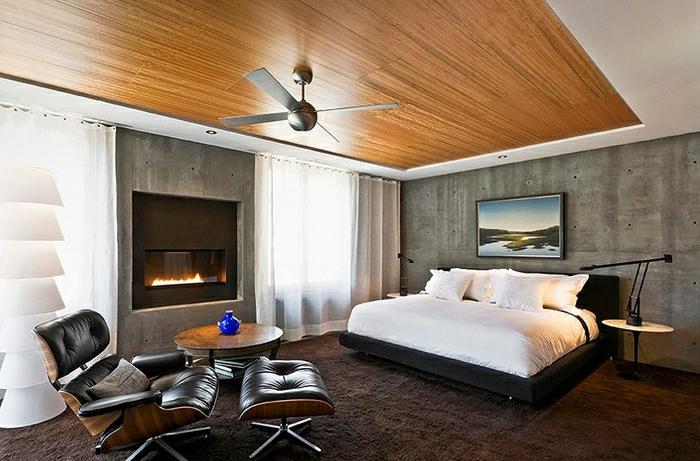 zimmerdecken-neu-gestalten-attraktives-gemütliches-schlafzimmer