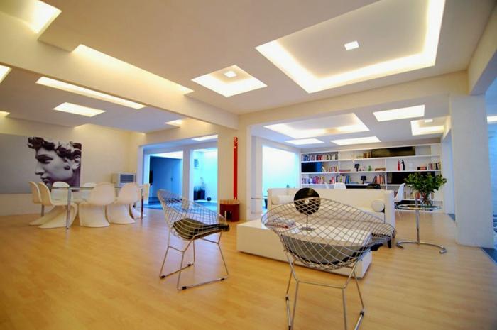 Moderne Zimmerdecken ~ Raum Haus Mit Interessanten Ideen