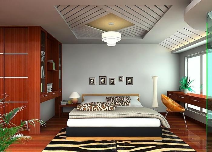 zimmerdecken gestalten ~ kreative deko-ideen und innenarchitektur - Zimmerdecke Gestalten