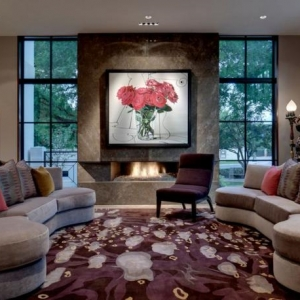 Halbrundes Sofa - ist das Ihre Sache?