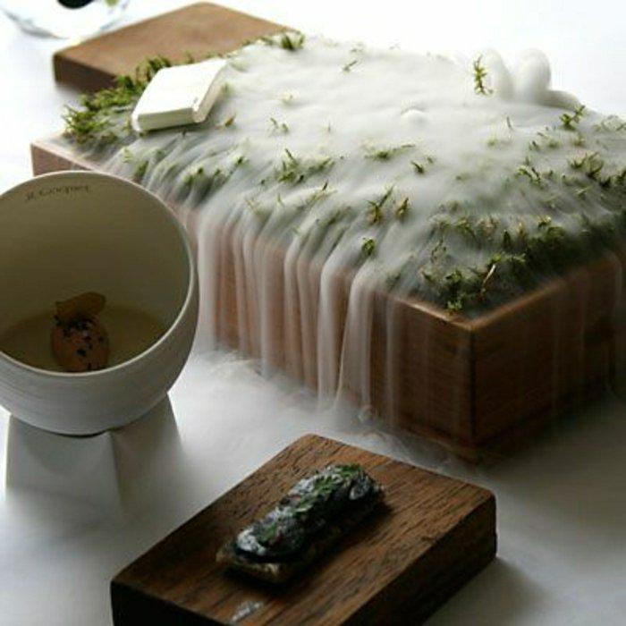 2-kulinarische-Kunst-kochen-mit-stickstoff-molekular-küche