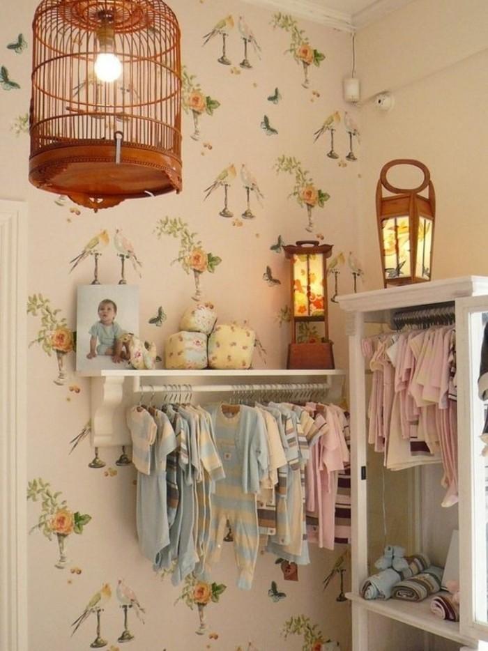 80 atemberaubende modelle ausgefallene tapeten - Ausgefallene babyzimmer ...
