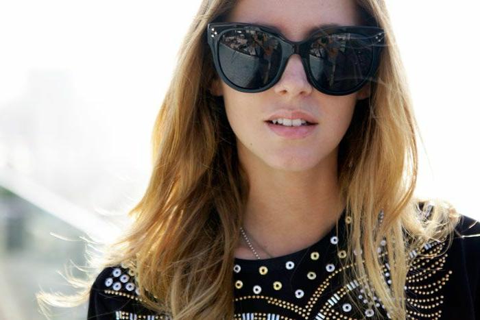 Chanel-Sonnenbrille-klassisch-schwarz