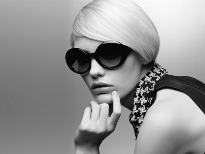 Chanel-Sonnenbrille-retro-oval