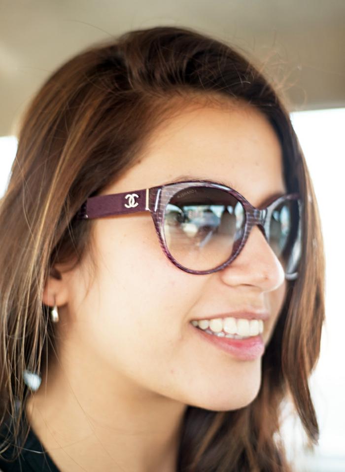 Chanel-Sonnenbrillen-modische-farbe