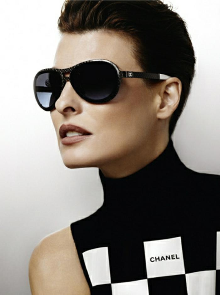 Chanel-Sonnenbrillen-sportlich-schwarz