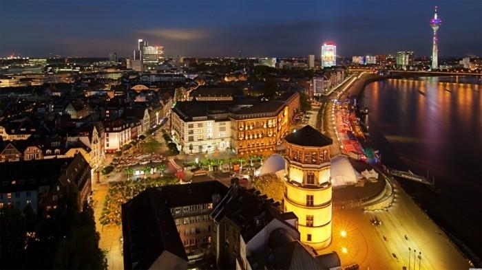 Düsseldorf-Deutschland-europas-schönste-städte-top-urlaubsziele