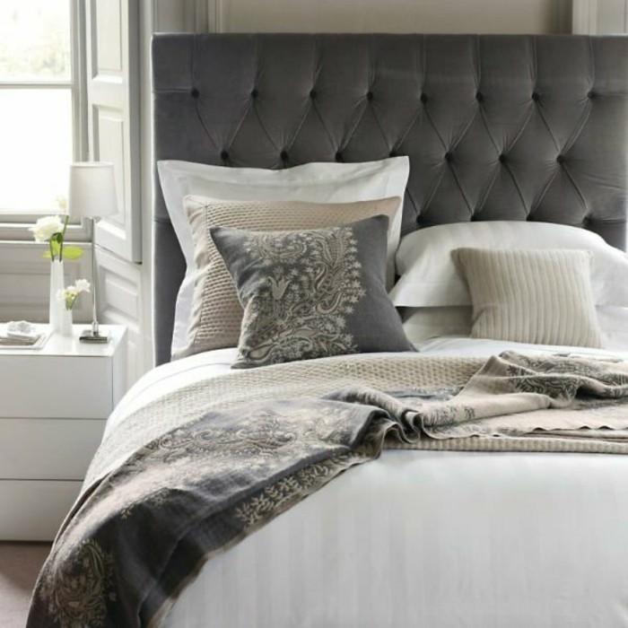 elegante bettwasche schlafzimmer | möbelideen, Badezimmer