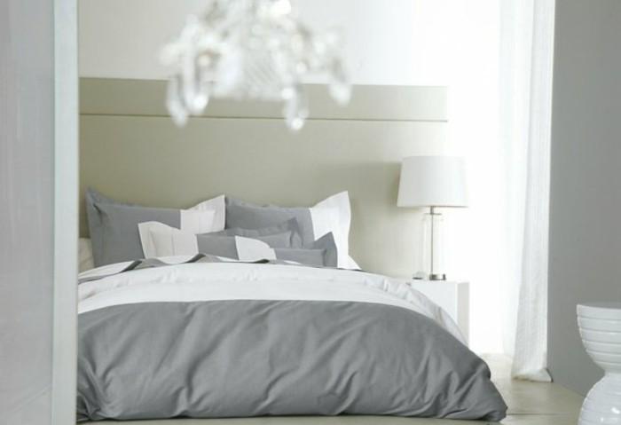 Elegante-Bettwäsche-modern-design-grau-weiß