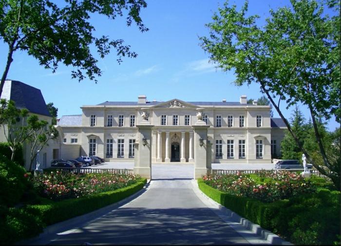 Fleur-De-Lys-Beverly -Hills-einige-der-schönsten-häuser-der-welt