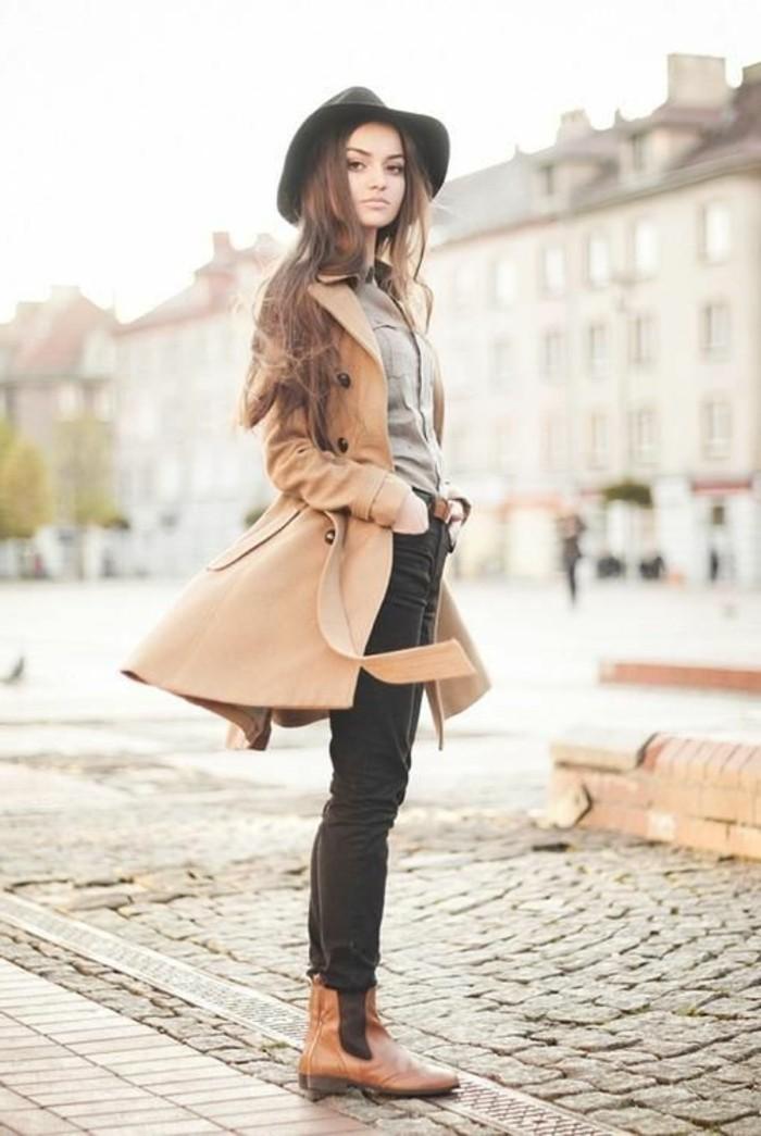 Hut-filzen-passend-mantel-herbst-mode