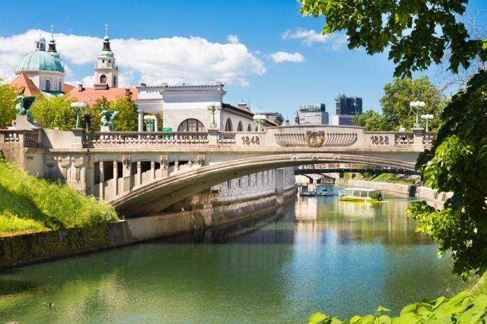 Ljubljana-Slovenien-im-Sommer-europas-schönste-städte-beliebte-reiseziele-europa