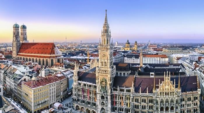 München-Deutschland-beliebte-reiseziele-europa-top-urlaubsziele